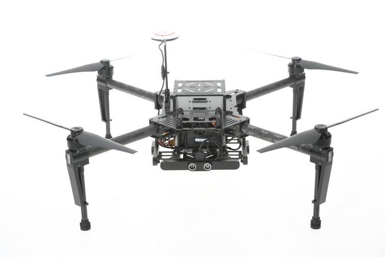 Квадрокоптер Matriсe 100
