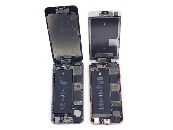 Apple iPhone 6s і Apple iPhone 6