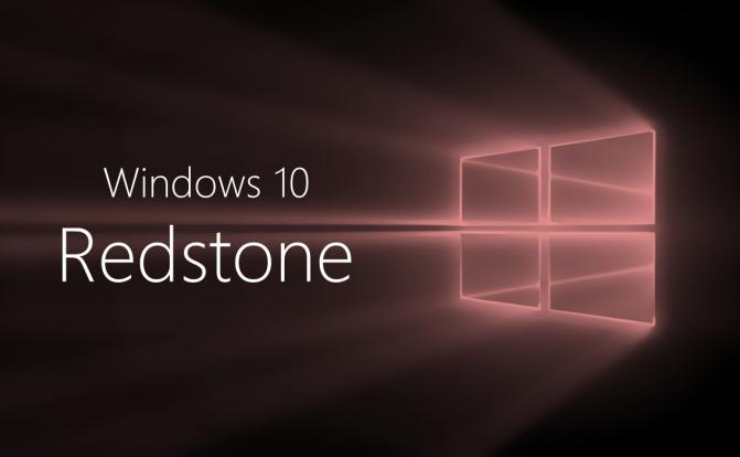 windows10 Redstone