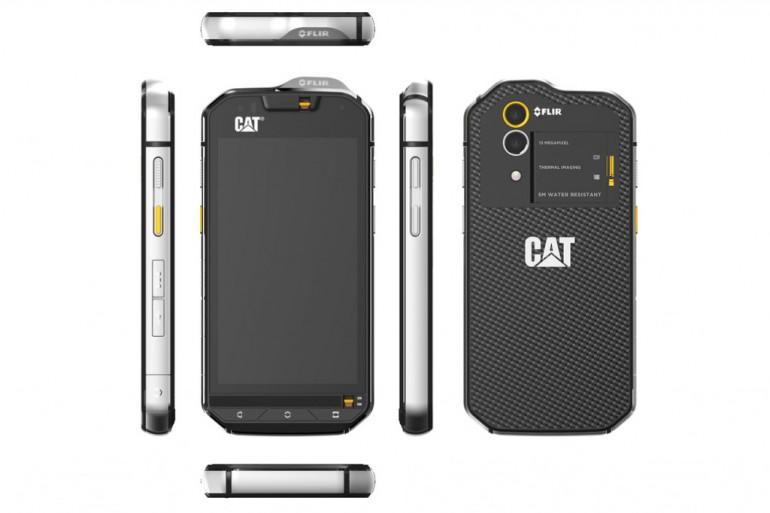 смартфон CAT S60