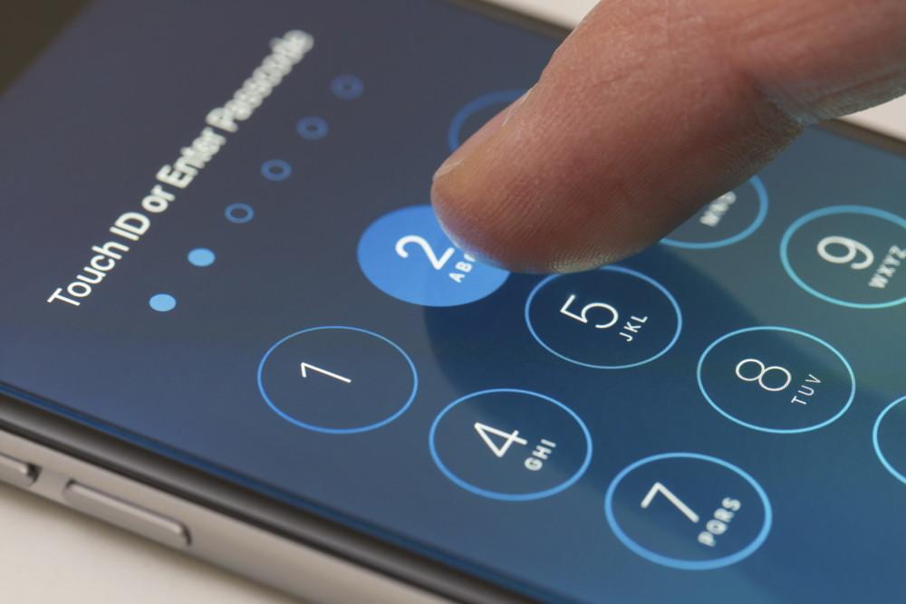 Розблокування екрану iPhone